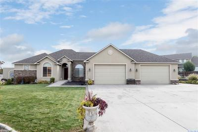 Kennewick Single Family Home For Sale: 3501 S Ledbetter