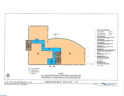 Kennewick Commercial For Sale: 4309 W 27th Place 3rd Floor #Floor