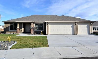 Kennewick Single Family Home For Sale: 1537 W 33rd Ct