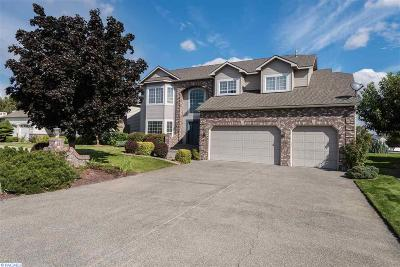 Richland Single Family Home Active U/C W/ Bump: 2860 Hawkstone Ct