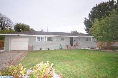 Kennewick Single Family Home For Sale: 206 N Buntin