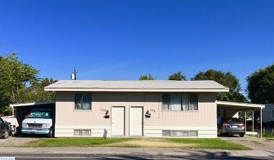 Kennewick Multi Family Home For Sale: 1618/1620 W 4th Ave