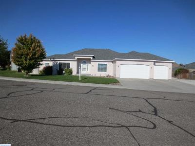 Richland Single Family Home For Sale: 1143 Tomich