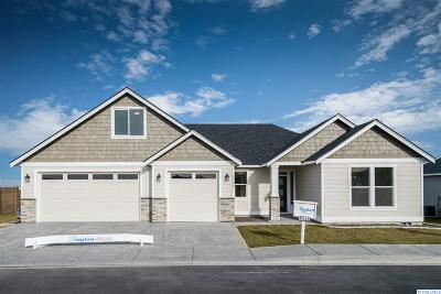 Kennewick Single Family Home For Sale: 6538 W 38th Ave.