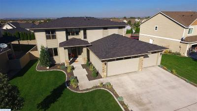 Kennewick Single Family Home For Sale: 5406 W 24th Ave