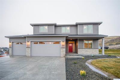 Richland WA Single Family Home Active U/C W/ Bump: $388,550