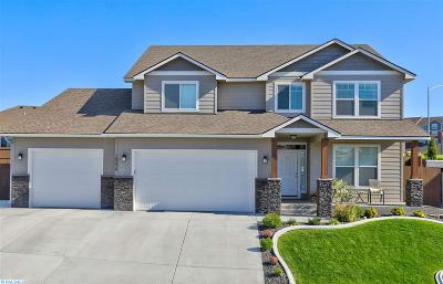 Kennewick Single Family Home For Sale: 10279 W 18th Ct