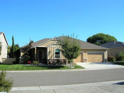 Kennewick Single Family Home For Sale: 1407 S Harrison Street