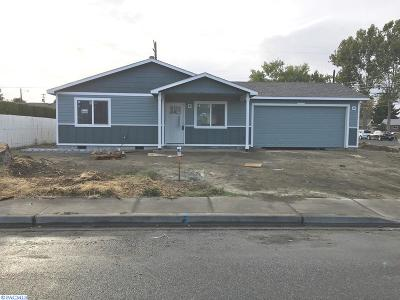 Richland Single Family Home For Sale: 1217 Perkins Ave