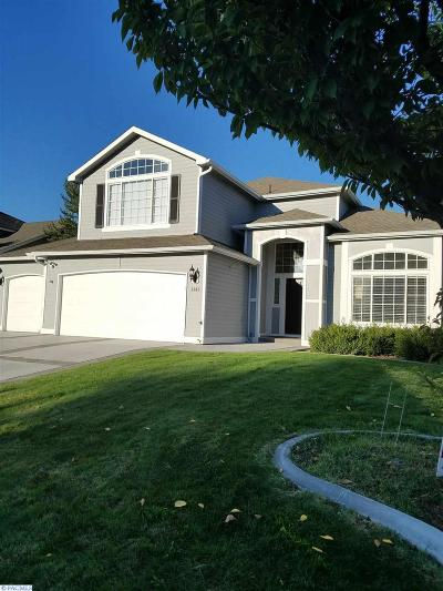 Kennewick Single Family Home For Sale: 3300 S Conway Dr