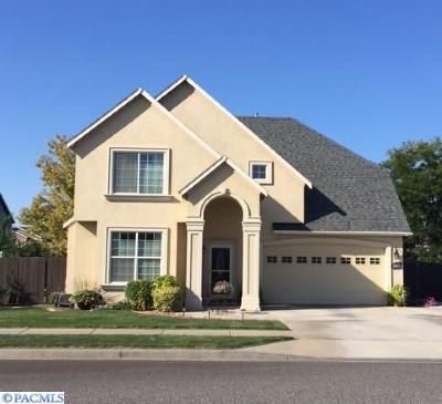 Pasco Single Family Home For Sale: 4511 Antigua Dr