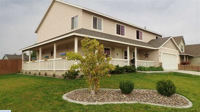 Kennewick Single Family Home For Sale: 8414 W 3rd Ave