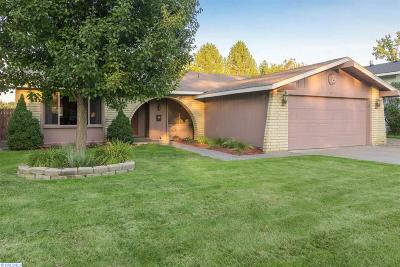 Richland Single Family Home For Sale: 1928 Forest Ave.