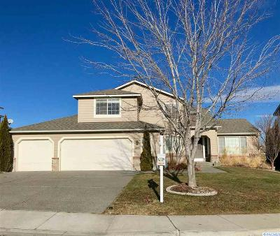 Horn Rapids Single Family Home For Sale: 2842 Troon Ct