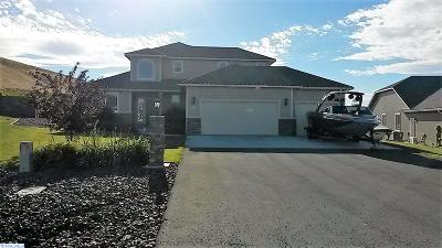 Kennewick Single Family Home For Sale: 9010 S Grandview Lane