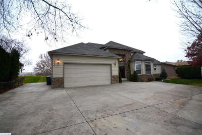 Richland Single Family Home For Sale: 1702 Gaillard Place