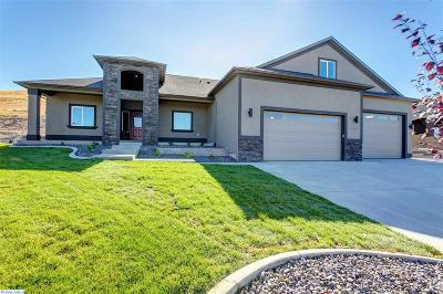 Kennewick Single Family Home For Sale: 5209 S Tacoma Ct