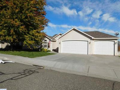 Richland Single Family Home For Sale: 1211 Tomich