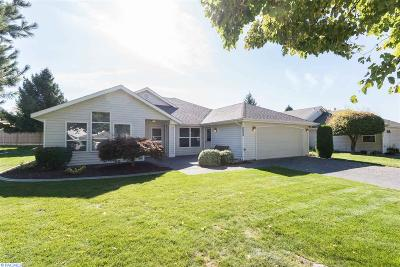Kennewick Condo/Townhouse For Sale: 3542 S Huntington Lp