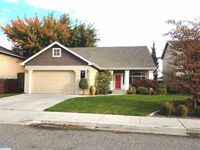 Kennewick Single Family Home For Sale: 8844 W Klamath Ave.