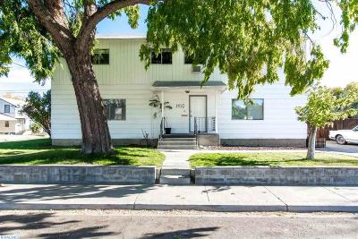 Richland Single Family Home For Sale: 1410 Judson Ave.