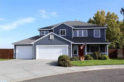Kennewick Single Family Home For Sale: 2601 W 32nd Ct.