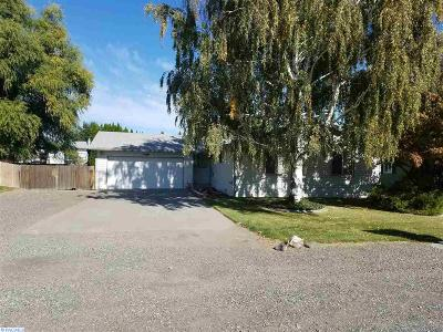 Kennewick Single Family Home For Sale: 4410 W 7th Avenue