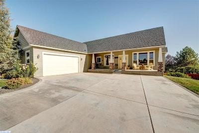 West Richland Single Family Home For Sale: 4212 Norma Lp