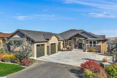 Kennewick Single Family Home For Sale: 17232 S Fairview Loop