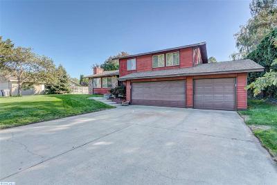 Richland Single Family Home For Sale: 2518 Davison Ave