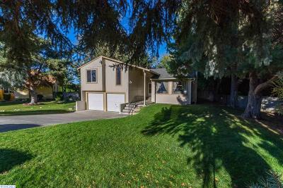 Kennewick Single Family Home For Sale: 806 N Louisiana St