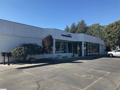 Pasco Commercial For Sale: 1828 W Lewis
