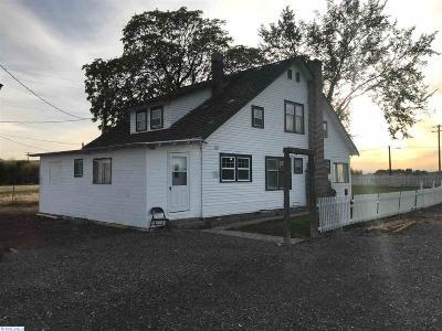 Prosser Single Family Home For Sale: 4301 N Missimer Rd