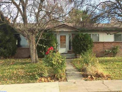 Kennewick Single Family Home For Sale: 1002 N Perry St.