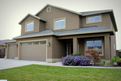 Kennewick Single Family Home For Sale: 90436 Summit View
