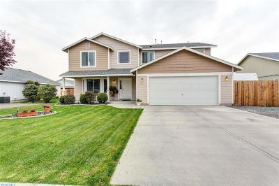 Pasco Single Family Home For Sale: 4426 Kubota Lane