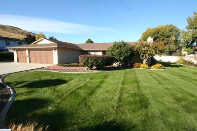 Kennewick Single Family Home For Sale: 1506 S Taft St.