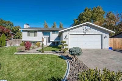 Kennewick Single Family Home For Sale: 1516 W 19th Ave