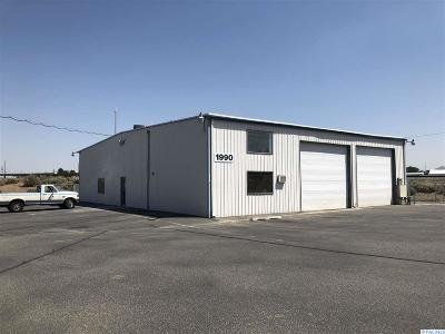 Richland Commercial For Sale: 1992 Saint Street