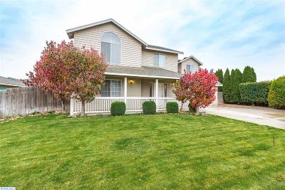Kennewick Single Family Home For Sale: 1625 W 25th Ave