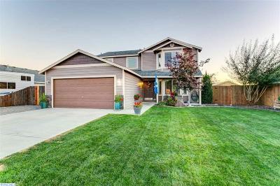 Pasco Single Family Home For Sale: 9104 Percheron Dr