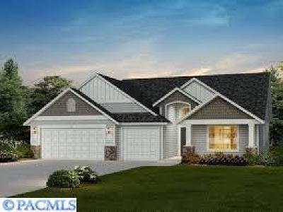 Pasco Single Family Home For Sale: 4903 Santa Cruz Lane