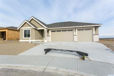 Horn Rapids Single Family Home For Sale: 3134 Redhawk Drive