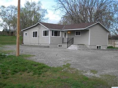 Benton City Single Family Home For Sale: 59104 N Lower River Rd