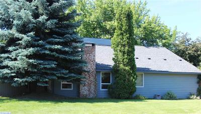 Richland Single Family Home For Sale: 1705 Silverwood
