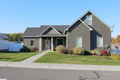 Richland Single Family Home For Sale: 1005 Sunstone Ct