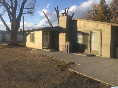 Kennewick Single Family Home For Sale: 1025 S Gum St