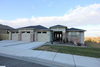 Kennewick Single Family Home For Sale: 1400 W 52nd Ave