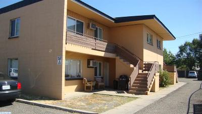 Kennewick Multi Family Home For Sale: 96/206 N Conway Street
