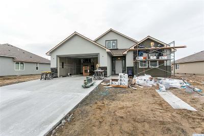 Horn Rapids Single Family Home For Sale: 3118 Deserthawk Loop